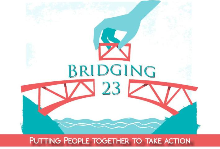 Bridging 23 Unity March ~ April 2018